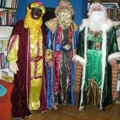 Reyes Magos aeiou