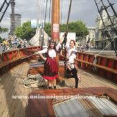 barco pirata aeiou