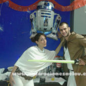 fiesta Star Wars aeiou
