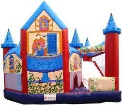 Alquiler castillos hinchables Pamplona