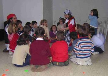 Animadores infantiles en Murcia