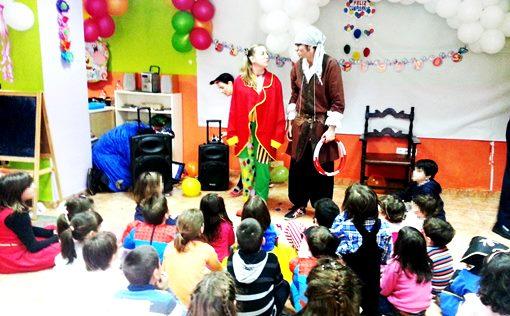 Espectaculos Infantiles Para Fiestas Y Grandes Grupos Colegios