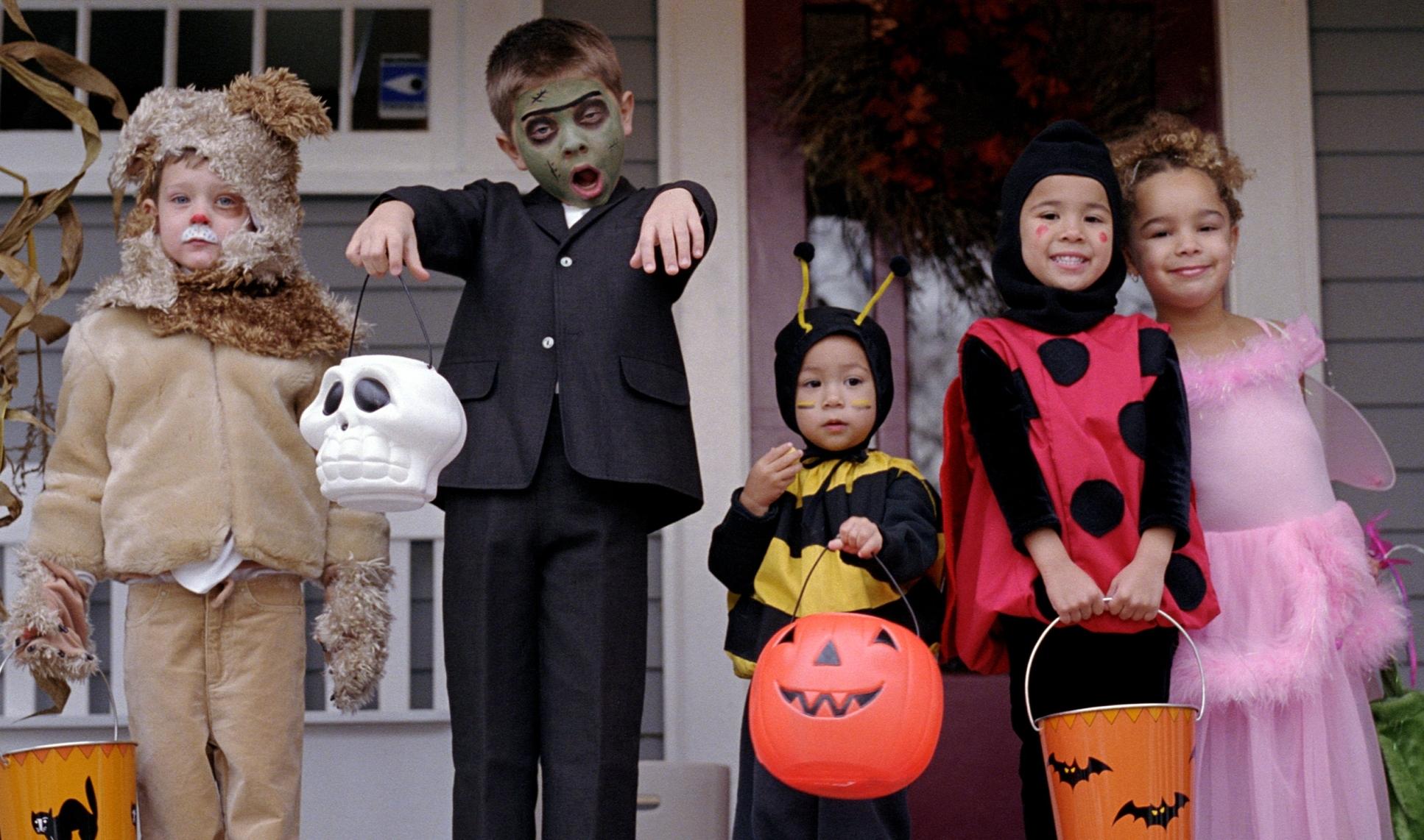 Fiestas temáticas Halloween Aeiou
