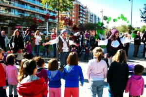 Animación fiestas infantiles Carnaval
