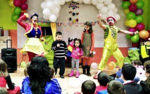 cómo captar atencío niños en fiesta infantil