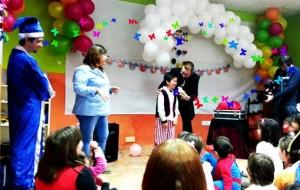 Magos para fiestas infantiles a domicilio