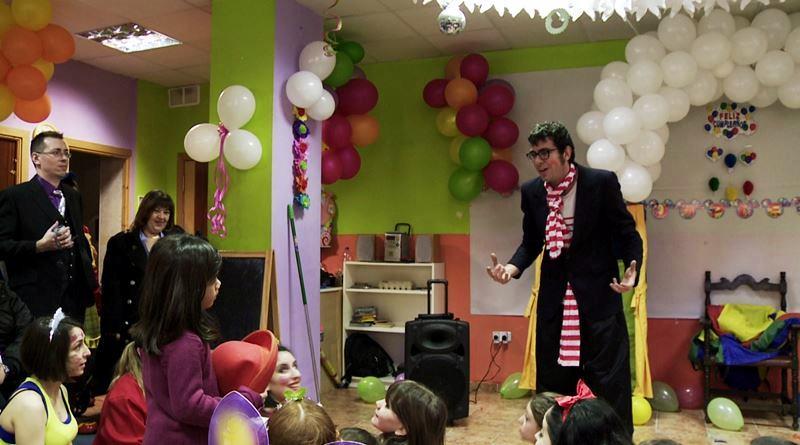 Organizar fiestas de cumplea os para ni os 1 2 3 y 4 for Decoracion cumpleanos nino 6 anos