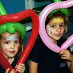 Fiestas cumpleaños para niños 1, 2, 3 y 4 años