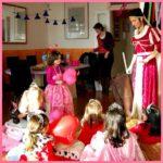 Fiestas de cumpleaños para niños 1, 2, 3 y 4 años