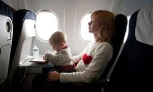 viajaro con niños