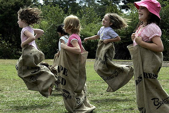Actividades infantiles en verano - Actividades para ninos al aire libre ...