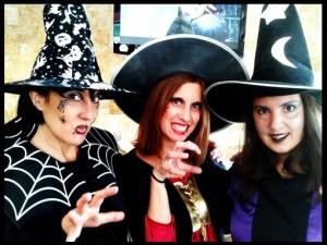 fiestas tematicas halloween Pamplona