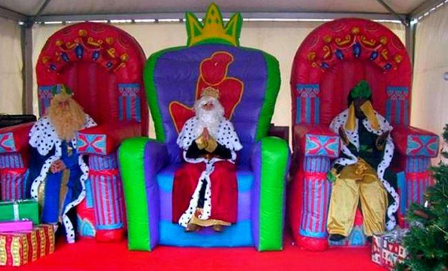 Animadores Para Fiestas Infantiles De Navidad - Imagenes-infantiles-de-navidad