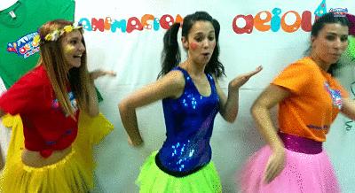 755aebc569ba Bailes infantiles con coreografía para niños: el baile del cuadrado