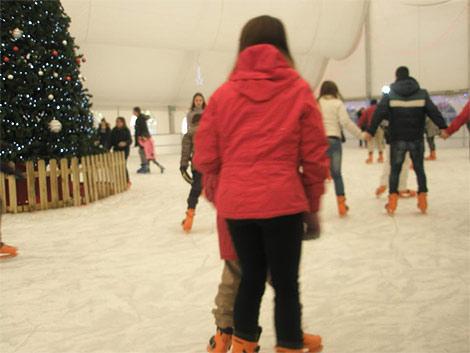 Navidad con niños en Zaragoza