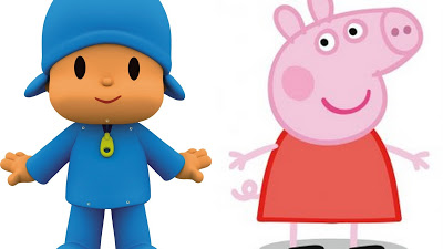Animación de fiestas de carnaval con personajes infantiles