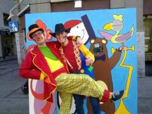Animaciones para fiestas de cumpleaños infantiles y comuniones en Bilbao