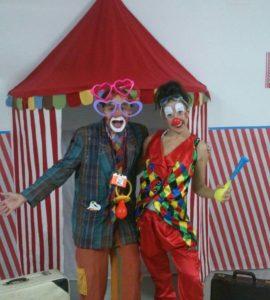 Animación de fiestas de cumpleaños infantiles y comuniones Granada