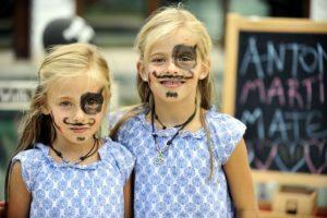 Animaciones de fiestas de cumpleaños infantiles comuniones en Las Palmas
