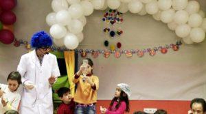 Animaciones de fiestas de cumpleaños infantiles y comuniones en Las Palmas