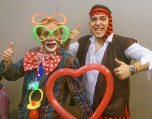 Fiestas infantiles animadores incendian Valencia