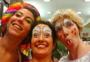 Fiestas infantiles con animadores que incendian Valencia