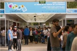 fin de semana de la ciencia en Alcobendas