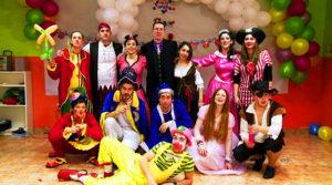 Animaciones de fiestas de cumpleaños infantiles y comuniones en Segovia