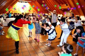 Animaciones fiestas cumpleaños infantiles comuniones Pamplona Navarra