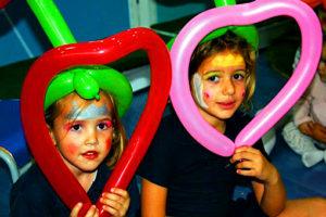 Animaciones fiestas cumpleaños infantiles y comuniones en Guasdalajara