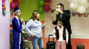 Animaciones para fiestas cumpleaños infantiles y comuniones en Lleida
