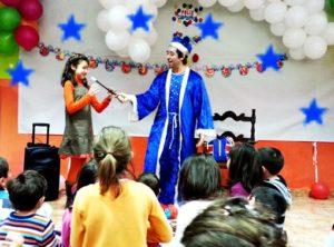 Animaciones para fiestas de cumpleaños infantiles y comuniones Tarragona