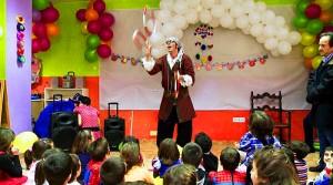 Animadores fiestas infantiles y comuniones Guadalajara