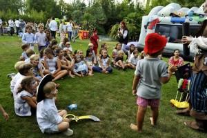 Juegos infantiles para fiestas en verano