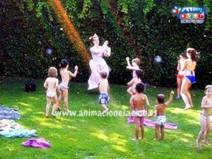 Animaciones para niños divertidas en verano