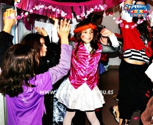 Animadores fiestas infantiles Barcelona