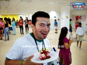 Animadores fiestas infantiles en Valencia