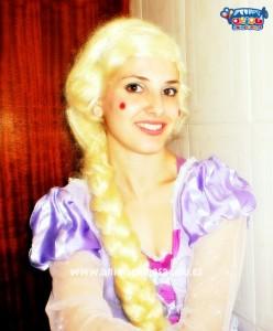 Truco de Elsa de Frozen