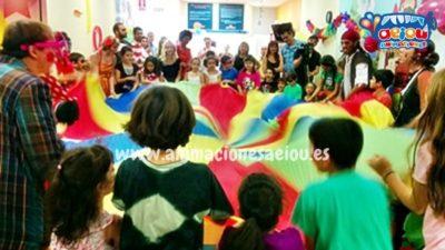 Juegos para gymkanas infantiles