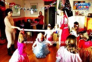 fiestas infantiles en inglés