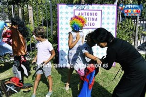 fiestas infantiles inglés