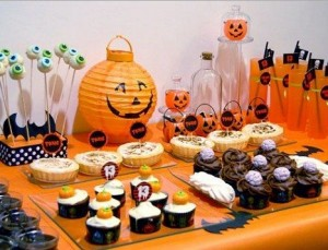 Cómo montar una fiesta de Halloween infantil