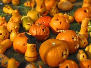 Cómo hacer tu calabaza de Halloween