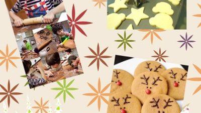 Recetas de galletas navideñas de Papá Noel