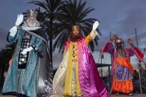 Cabalgata de Reyes en Mallorca 2016