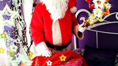 Los mejores Papás Noeles de Bilbao