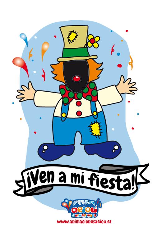 Descargar Invitaciones Para Fiestas Infantiles Gratis