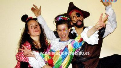 Oferta de empleo de monitores y animadores infantiles en Granada