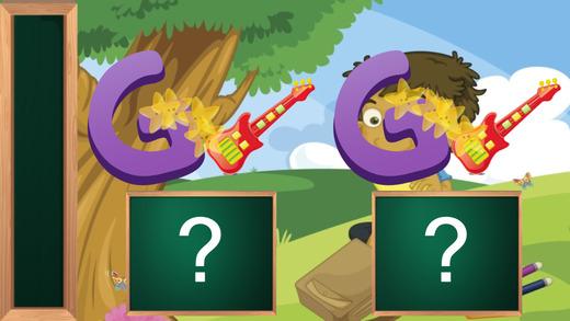 App Alfabeto en español para niños
