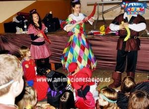 Como ser el mejor animador de fiestas infantiles